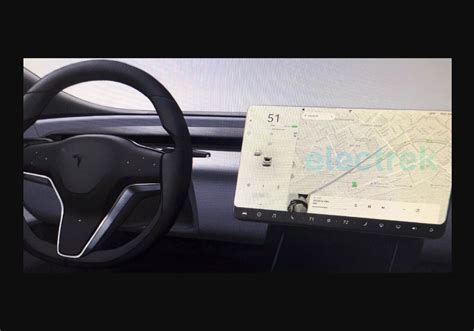 2019 Tesla Model S Redesign by Tesla Model 3 Inspired Interior Facelift Coming In Q3 2019