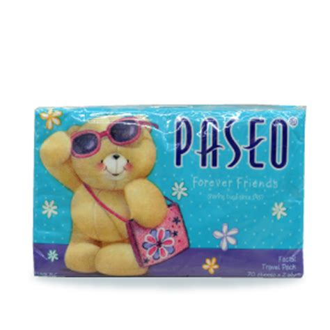 Tissue Paseo Travel Tissue Mini Travel Pack 50 S are the products you buy connected to the the