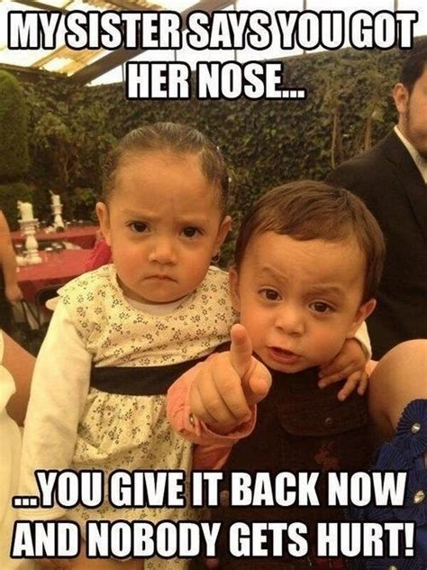 Funny Sister Memes - random funny memes 15 pics