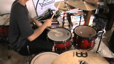 Bed Intruder Drum Cover Hayley Williams Ethan Luck Pundik Bed Intruder