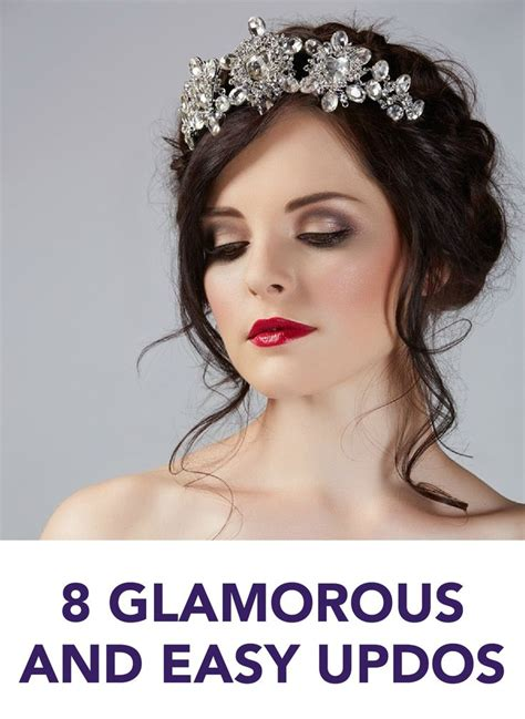 Wedding Hairstyles Cover Ears by Wedding Hair Updos That Hide Ears 8 Glamorous Easy Hair