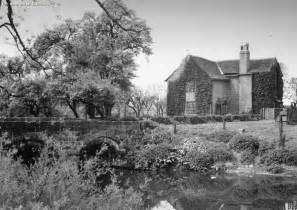 Old Farm House Peel Hall Wythenshawe 1949 Peel Hall Farmhouse And