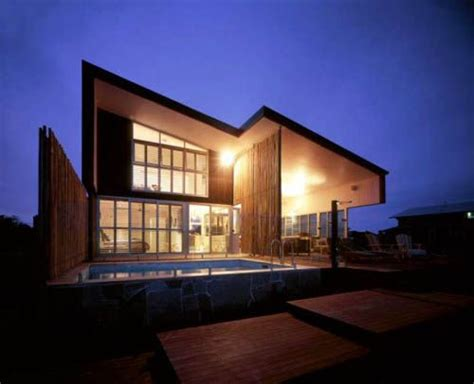 house designs by famous architects modern house designed by famous architect arkhefield in queensland australia