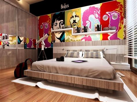pop art bedroom extraordinary decor pop art bedroom ideas andy warhol s on