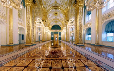 grand kremlin palace andreevsky hall  wallpaperscom