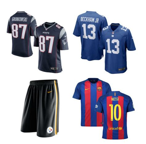 Fanatics 25 Nike Sports Fan Gear
