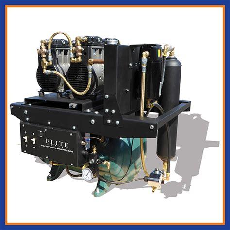 new compressors collins dental equipment