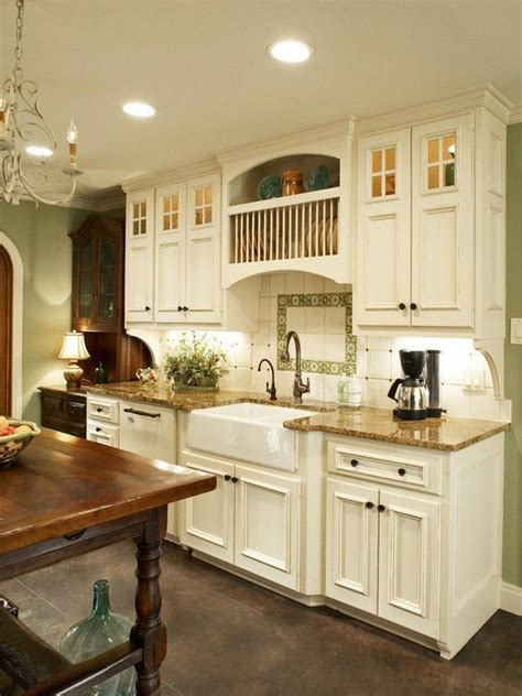 Wonderful French Inspired Kitchen Designs #3: French-country-kitchen.jpg