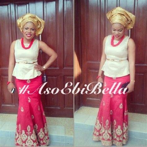 bellanaija native asoebi aso ebi asoebi bellanaija weddings nigerian wedding