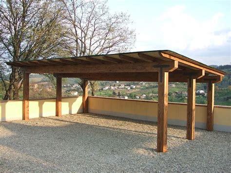prezzo tettoia in legno tettoie legno tettoie e pensiline caratteristiche