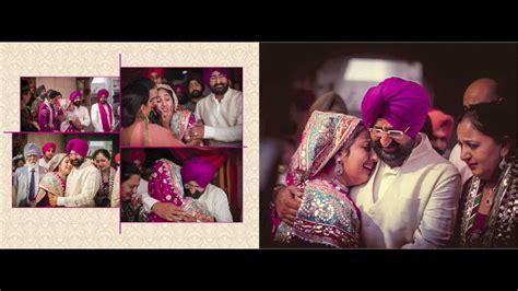 Indian Wedding Photo Album Layout Design by Wedding Album