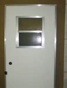 Of the design of steel doors that may be suitable for your mobile home