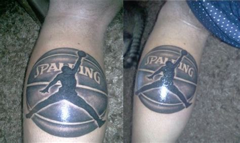 tattoo logo jordan nilinger air jordan tattoos von tattoo bewertung de