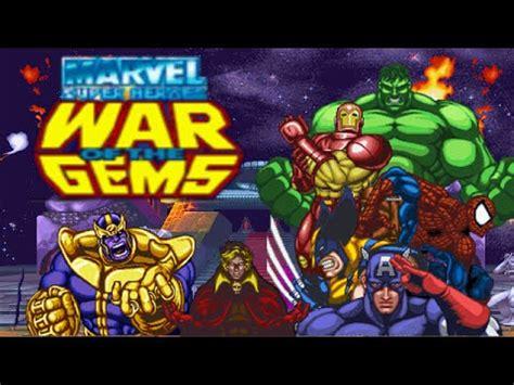 Heroes Of The Gem marvel heroes war of the gems all bosses ending