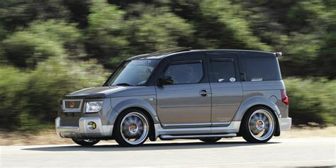 honda element darth raider 2005 honda element specs photos