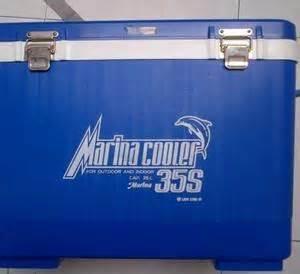 Box Es Marina 35s Lionstar harga peti ikan cooler box kotak es pricenia