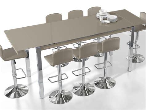 table haute 6 personnes table de cuisine 6 personnes maison design bahbe