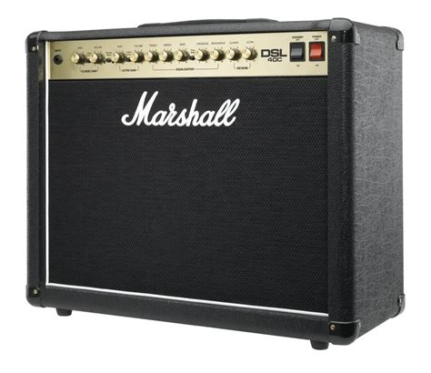 Combo by Marshall Dsl40c Guitar Combo Amplifier 40 Watts 1x12 Quot New