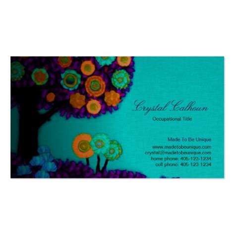 calling card free template business card or calling card template zazzle