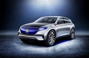 Mercedes Future Electric Cars Quot Generation Eq Quot Concept Meet Mercedes S Electric Future