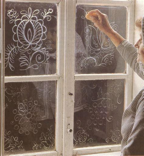 weihnachts dekor magazine d 233 corer les vitres pour no 235 l