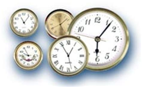 small clocks for craft projects clock movements and dials insert clocks tide