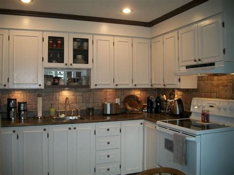 wallpaper backsplash kitchen wallpaper backsplash back splash and counter tops