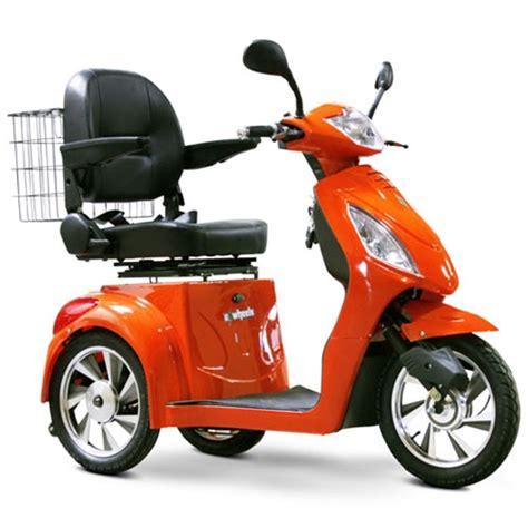 motorized handicap scooters 500 watt 48 volt 3 wheel electric mobility scooter ems 36