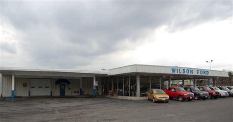 auto dealerships usa wilson ford fairmont west virginia