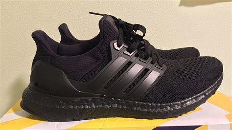 Grosir Adidas Ultra Boost Ltd 1 0 Black adidas ultra boost 1 0 ltd quot black quot sneaker unboxing
