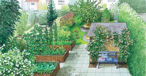 Garten Gestalten Lang Und Schmal by Zwei Ideen F 252 R Einen Langen Schmalen Garten Schmaler