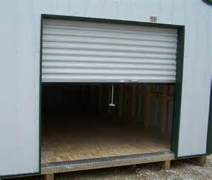 Roll Up Barn Doors Sliding Door For Shed Storage Shed Roll Up Doors