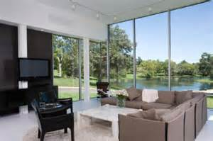 House Plans With Large Front Windows Decor Floor To Ceiling Windows The Key To Bright Interiors And Beautiful Views