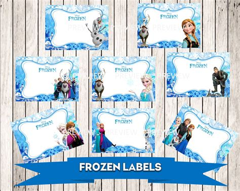 printable frozen food cards frozen food labels www imgkid com the image kid has it