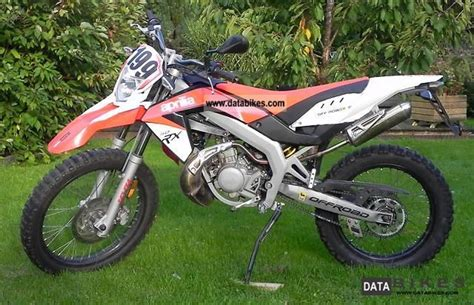 Enduro 125 Tieferlegen by 2010 Aprilia Rx 50 Moto Zombdrive