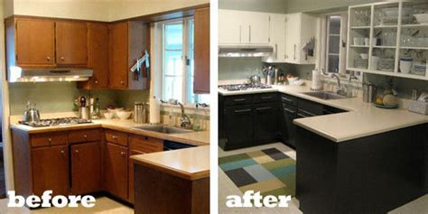 Cheap Kitchen Makeover Ideas Before And After by Renovation Inspiration 10 Kitchen Before Afters