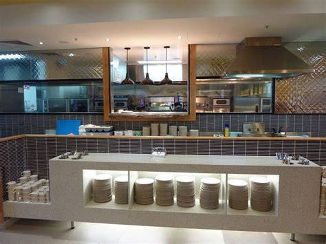cafeteria kitchen design restaurant open kitchen design google search