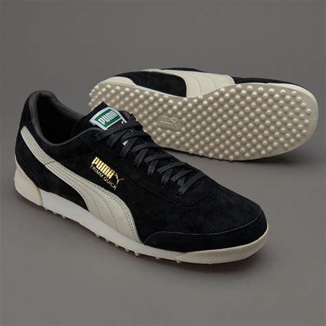 sepatu sneakers trimm mu black