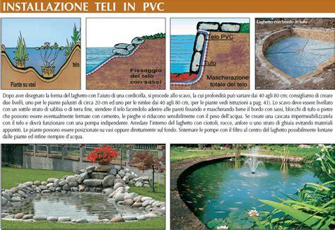 laghetti da giardino in pvc telo teli per laghetto da giardino in pvc gomma heissner
