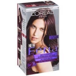 hair color brands at walmart l oreal feria haircolor walmart