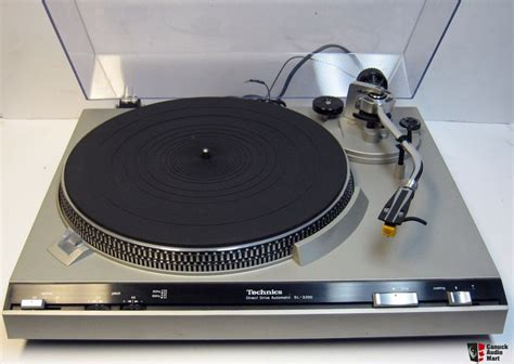 best technics turntables technics sl 3200 direct drive turntable photo 485153