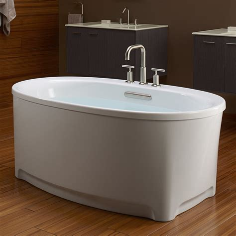 bathtub 30x60 kohler underscore 30 quot x 60 quot soaking bathtub wayfair