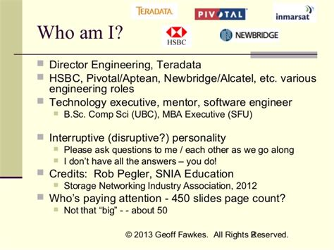 Ubc Mba Class Profile by Intro To Big Data And Hadoop Ubc Cs Lecture Series G Fawkes