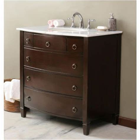 dresser turns into bathroom vanity on