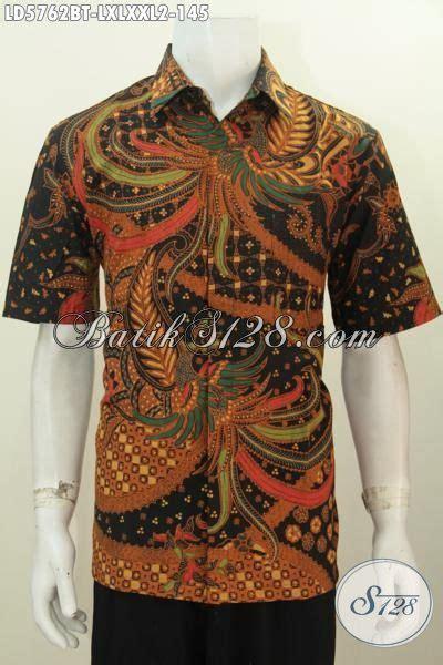 jual baju xxl online jual online baju hem batik lengan pendek kwalitas bagus