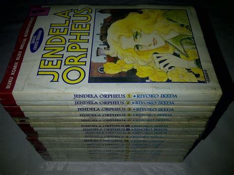 Komik Linden 1 3 Tamat Waki Yamato Langka jendela orpheus 1 18 t riyoko ikeda 12 500 225 000