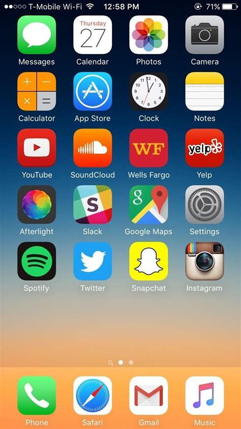 home screen layout strategy come reimpostare il layout della schermata home del tuo iphone