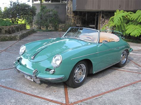 Porsche Roadster 356 by 1961 Porsche 356 Roadster For Sale