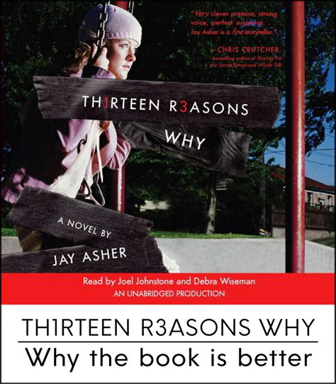 serious motives books thirteen reasons why
