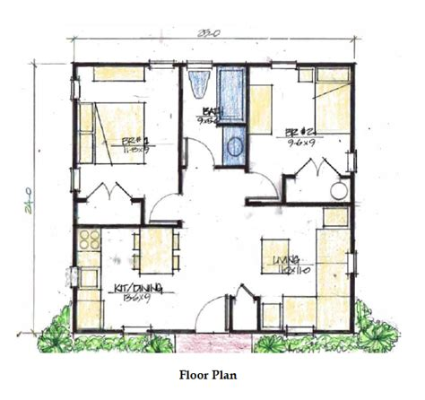 house sq ft 600 sq ft house plans 1 bedroom